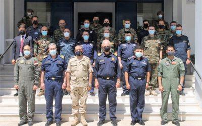 Ελλάδα, Κύπρος και Αίγυπτος σχεδιάζουν την επόμενη άσκηση «ΜΕΔΟΥΣΑ 11»