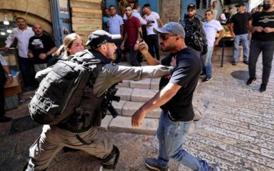 """Hamas threatens escalation 