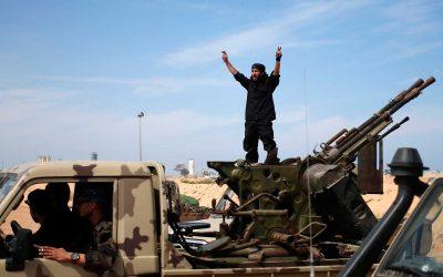 Λιβύη | Το Ισλαμικό Κράτος ανέλαβε την ευθύνη για την επίθεση στη Σάμπχα