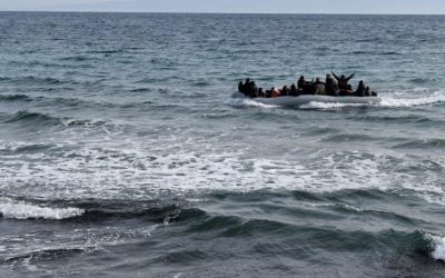 21 illegal immigrants arrive in Kato Pyrgos, Tillyria