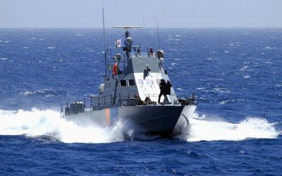 Vessel under fire of Turkish patrol boat was on regular patrol – What the rules of engagement provide for