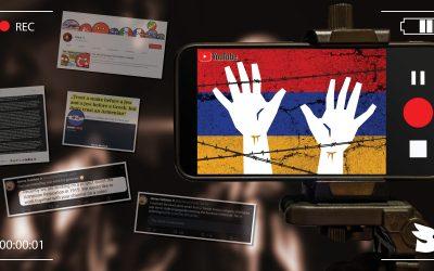 Προσπάθεια στρατολόγησης ξένων YouTubers για άρνηση της Γενοκτονίας των Αρμενίων