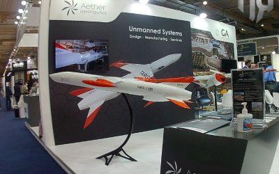 DEFEA 2021 – Aether Aeronautics | Νέα στάνταρ στους εναέριους στόχους με μειωμένο κόστος