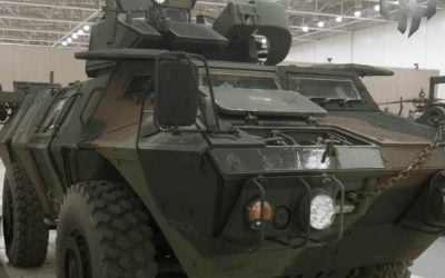DEFEA 2021 | US Army vehicles – VIDEO