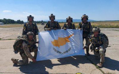 Συμμετοχή Εθνικής Φρουράς στην Τριμερή Άσκηση «FALCON – 2021»