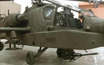 DEFEA 2021 | The US Army Helicopters – VIDEO