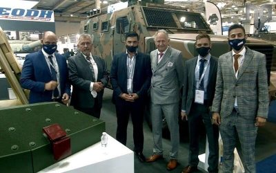 DEFEA 2021 Interview | EODH to expand its long lasting cooperation with KMW of the KNDS Group, for another 10 years