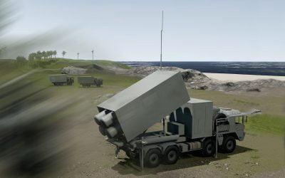 EXOCET ΜΜ40 Blk 3   Κατακόρυφη αναβάθμιση για τις δυνατότητες του Πολεμικού Ναυτικού της Εθνικής Φρουράς –  Φωτογραφίες και Βίντεο