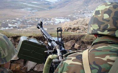 Exchange of fire on the Armenian-Azerbaijani border on a daily basis