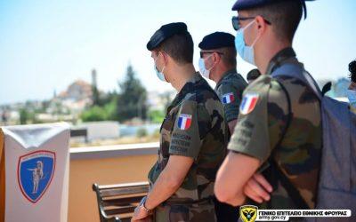 National Guard | OSCE Inspection – Photos