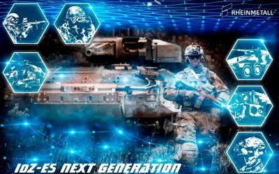 Rheinmetall | German Bundeswehr Future Soldier – Expanded System Concept