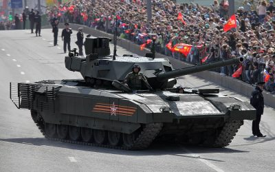 Ρωσία │ Ετοιμάζεται για την μαζική παραγωγή των Τ-14 Armata