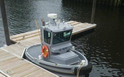 """Boomin Beaver"" 丨Το μικροσκοπικό ρυμουλκό πλοίο του Αμερικανικού Πολεμικού Ναυτικού – Φωτογραφίες και VIDEO"