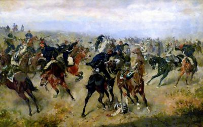 The Battle of Königgrätz | The Prussian Army defeats the Austrian Empire, paving the way for German unification
