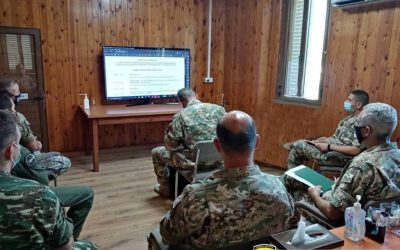 National Guard | Online Seminar on Health and Safety at Work
