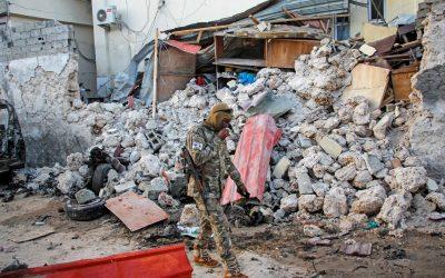 First US air strike on Somalia against al-Qaeda under Biden administration