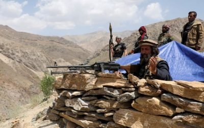 The Taliban now control more than half of Afghanistan regions