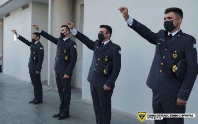 Τελετή διαβεβαίωσης νέων Αξιωματικών αποφοίτων της Σχολής Ικάρων – Φωτογραφίες