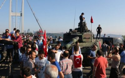 Turkey | 5 years after the failed coup attempt on July 15, 2016