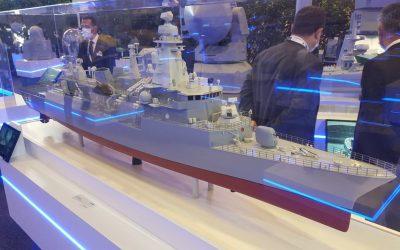 IDEF 2021 | Τουρκικό ναυπηγικό πρόγραμμα