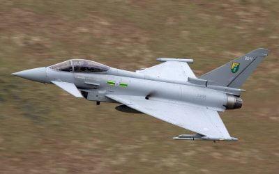 Eurofighter Typhoon   Η Ιταλία μαζί με το ΗΒ στην ανάπτυξη του ραντάρ ECRS Mk2