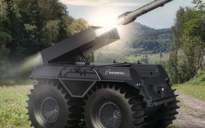 DSEI 2021 | Το ντεμπούτο του Brimstone Mission Master XT της Rheinmetall