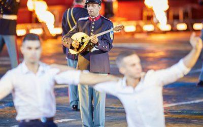 Μόσχα | Ελληνική συμμετοχή στο Διεθνές Φεστιβάλ Στρατιωτικών Μουσικών – VIDEO και Φωτογραφίες