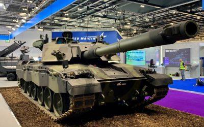DSEI 2021 | RBSL showcases game-changing main battle tank
