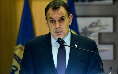 ΥΠΕΘΑ Ν. Παναγιωτόπουλος | Ενημερώνει Ειδική Επιτροπή της Βουλής 5 εξοπλιστικά προγράμματα