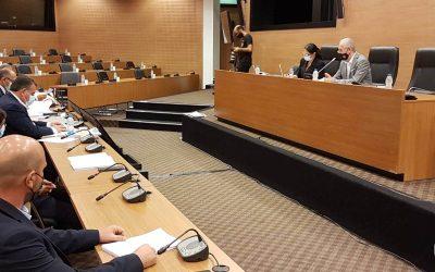 Επιτροπή Άμυνας | Συνεδρίαση με συμμετοχή του Προέδρου του Ε.ΛΑ.Μ